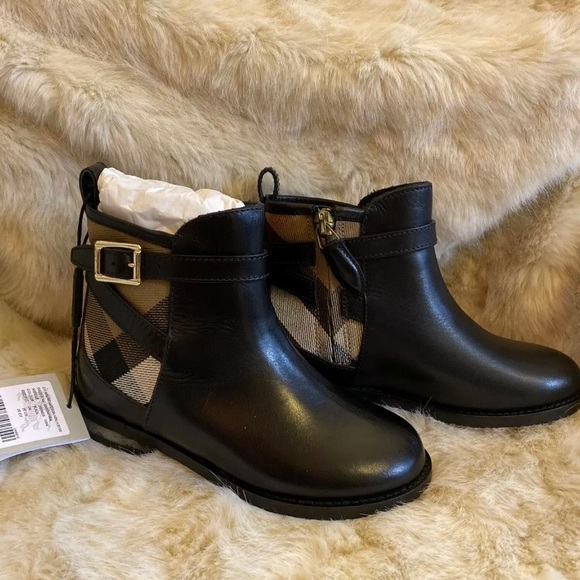 Burberry Shoes | Authentic Girls Boots